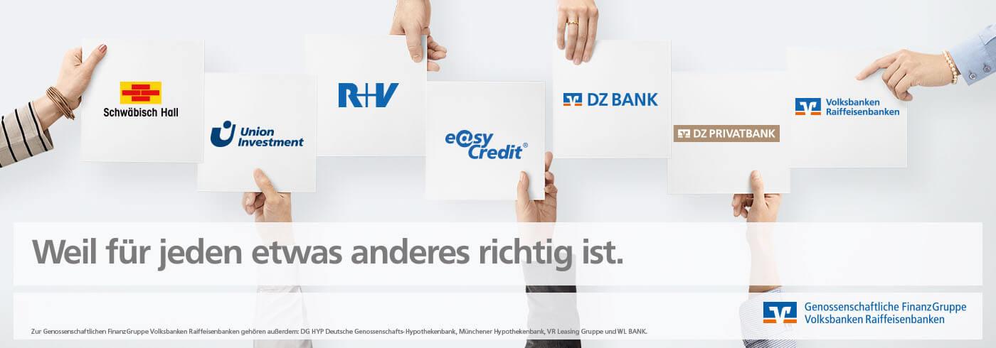 Schaubild - Genossenschaftlichen FinanzGruppe Volksbanken Raiffeisenbanken
