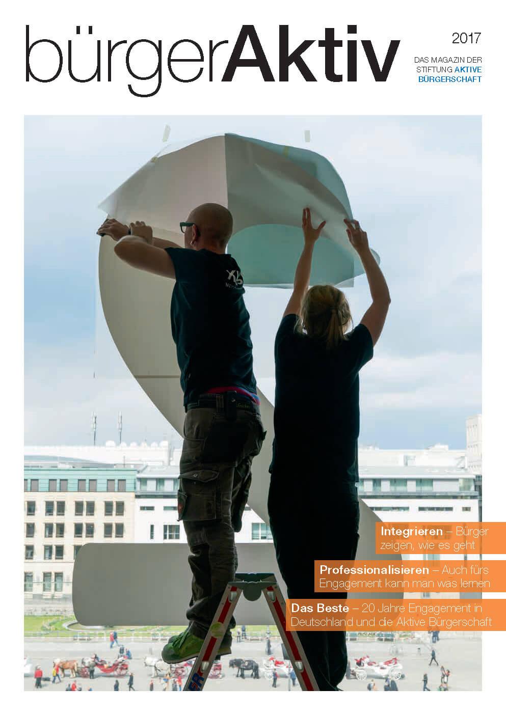 bürgerAktiv Magazin - Stiftung Aktive Bürgerschaft