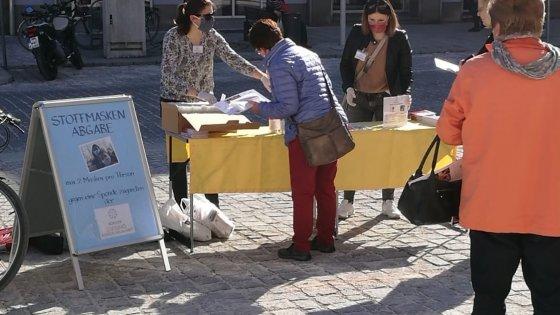 Bürgerstiftung Neumarkt Aktion Bauernmarkt